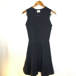 Torn by Ronny Kobo Dress Hilda Size M Ribbed